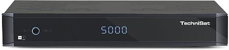TechniSat Satboxx HD+ - HDTV Satellitenreceiver (HDMI, SCART, Audio-Ausgang, inkl. HD+ Karte) schwarz