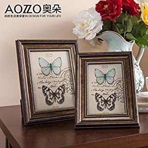 sets combination marcos de fotos fashion picture frame decoration