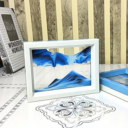 CooCu , Framed Sand Art - Moving Sand Picture - Desktop Art , Voted ...
