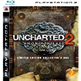 "Uncharted 2: Among Thieves Limited Edition Collector's Boxvon ""Sony Computer..."""