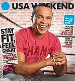 USA Weekend Magazine (March 28-30, 2014) - Sugar Ray Leonard Cover