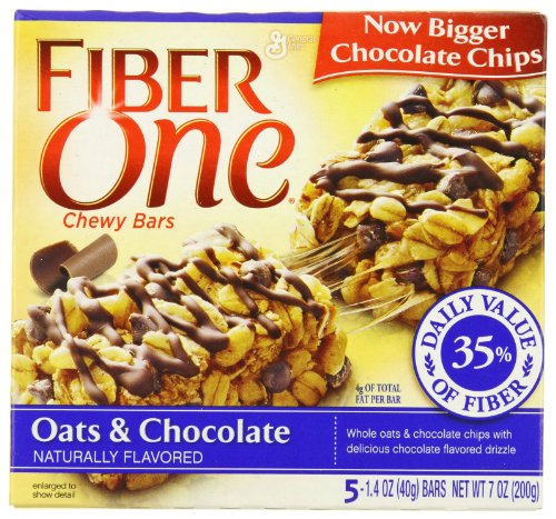 Calories, carbs, fat, protein, fiber, cholesterol, and more for Fiber One Bar (Chocolate Caramel & Pretzel Flavour - General M). Want to use it in a meal plan? Head to the diet generator and enter the number of calories you want.