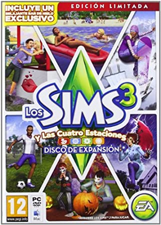 Los Sims 3 Y Las Cuatro Estaciones - Edición Limitada