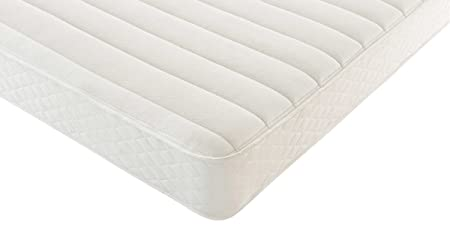 Silentnight Mattress - Miracoil Memory Cumulus - Luxury Medium / Firm Feel - Double (135 x 190 cm)