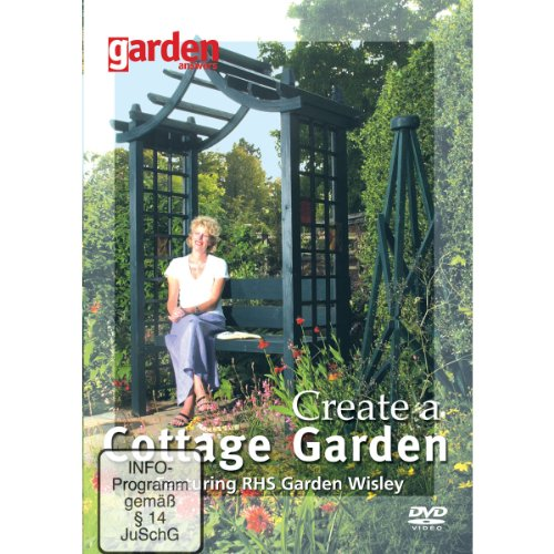 HOW TO CREATE A COTTAGE GARDEN (IMPORT) (DVD)