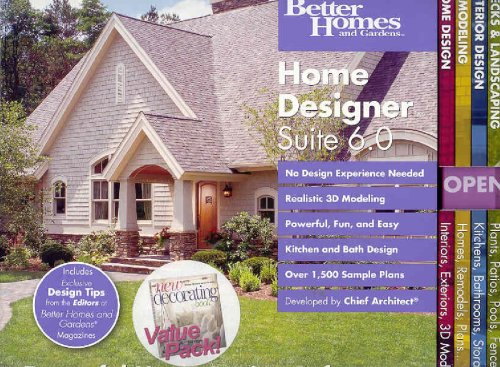 Home &Garden Design: Better Homes and Gardens Home Designer Suite ...