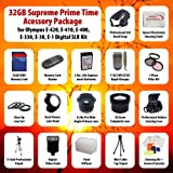 32GB Supreme Prime Time Acessory Package For The