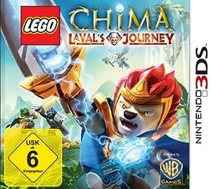 LEGO Legends of Chima: Laval's Journey - [Nintendo 3DS]