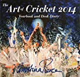 img - for The Art of Cricket 2014 book / textbook / text book
