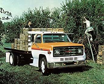 1975 gmc series 5000 6000 6500 truck photo. Black Bedroom Furniture Sets. Home Design Ideas
