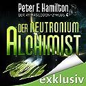 Der Neutronium Alchimist (Der Armageddon-Zyklus 4) Audiobook by Peter F. Hamilton Narrated by Oliver Siebeck