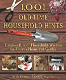 img - for 1,001 Old-Time Household Hints: Timeless Bits of Household Wisdom for Today's Home and Garden book / textbook / text book