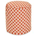 Bamboo Indoor/Outdoor Small Pouf by Majestic Home Goods