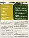 Pennsylvania Genealogy Research (Genealogy at a Glance)