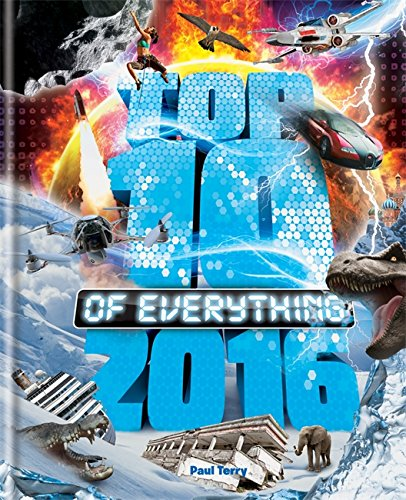 Top 10 of Everything 2016