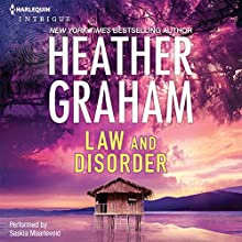 Law and Disorder: The Finnegan Connection, Book 1 Audiobook by Heather Graham Narrated by Saskia Maarleveld