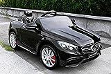 Lizenz Kinderauto Mercedes - Benz S63 AMG 2 x 35W