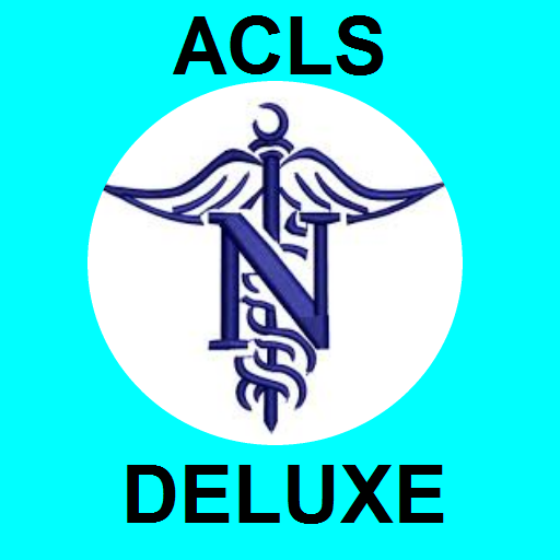 ACLS Flashcards Deluxe