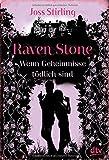 Raven Stone - Wenn Geheimnisse tödlich sind: Roman (dtv junior)