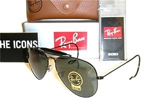 arista ray ban  ban rb3422q craft outdoorsman