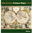 Antique Maps 2008 Poster Calendar