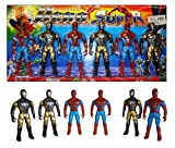 "Spiderman 4"" Action Figures"