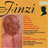 Finzi - Orchestral Worksby London Philharmonic...