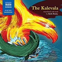 The Kalevala Audiobook by Elias Lönnrot, Keith Bosley (translator) Narrated by Keith Bosley