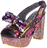 Irregular Choice Women's Anightunderthestars Platform Pump