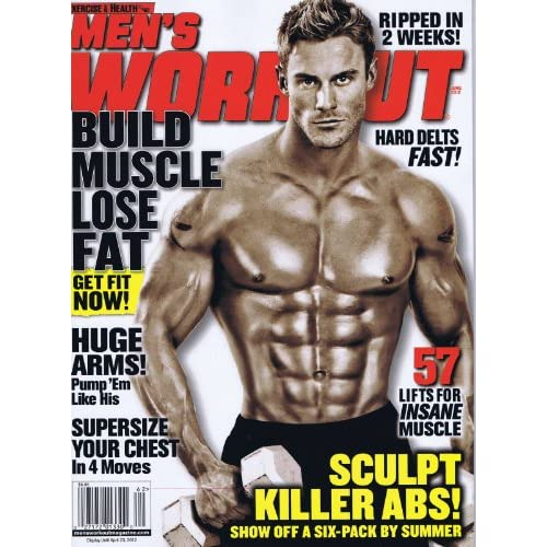 Men\\\'s Workougt (Exercise & Health) [US] No. 62 2012 (単号)