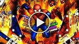 Marvel Pinball Trailer