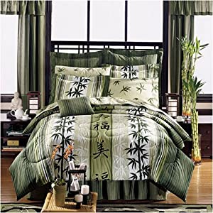 Amazon.com - Asian Bedding, Bath & Décor - Japanese Design Haiku