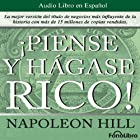 Piense y hagase rico [Think and Grow Rich] Audiobook by Napoleon Hill Narrated by Jose Duarte