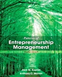 img - for Patterns of Entrepreneurship Management book / textbook / text book