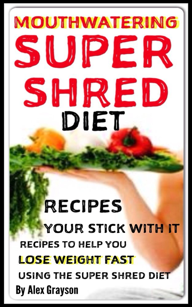 The-Super-Shred-Diet-Recipes