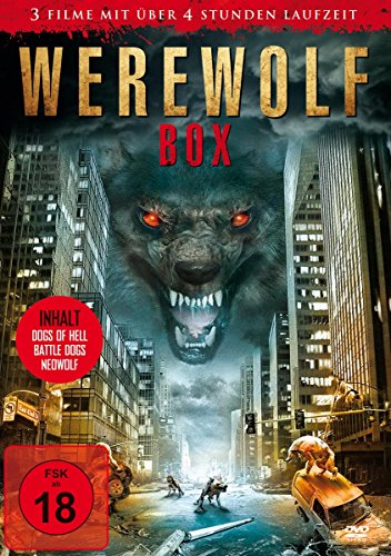 Werewolf Box-Edition (3 Filme)