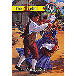 The Rebel, book for boys