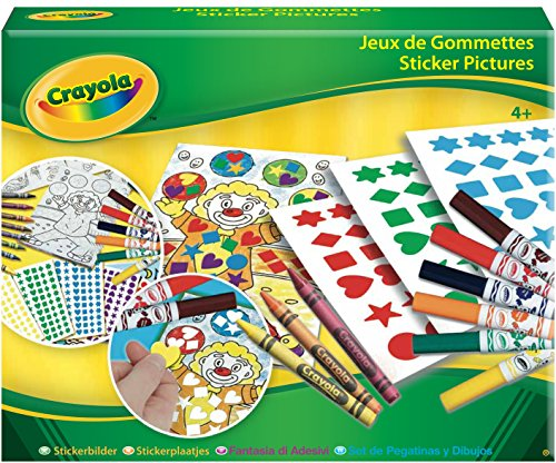 Crayola - Giochi ricreativi, Collage