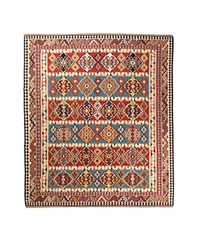RugSense Alfombra Persian Kashkai Rojo/Multicolor 406 x 293 cm