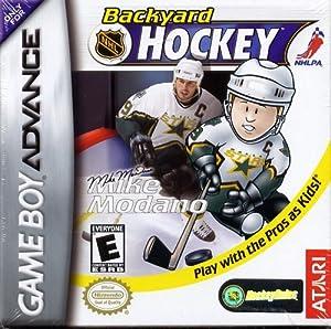 backyard hockey game boy advance atari inc computer and video
