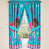 Disney Doc McStuffins Window Panels / Curtains / Drapes - Set of 2
