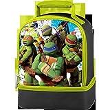 Teenage Mutant Ninja Turtles Domed Lenticular Lunch Tote Mutants Rule