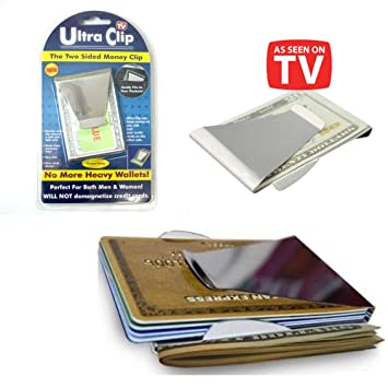 Ultra slim wallet as seen on tv