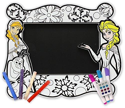 Tara Toy Frozen Color N' Style Chalkboard Playset