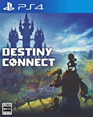 DESTINY CONNECT (ディスティニーコネクト) 【Amazon.co.jp限定】アイテム未定 付 - PS4