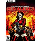 Command & Conquer: Red Alert 3 (PC DVD)by Electronic Arts