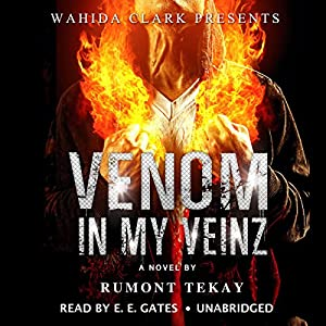 Venom in My Veinz Audiobook