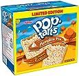 Kellogg's Pop-Tarts - Pumpkin Pie (Limited Edition) - 12 Toaster Pastries, 21.1-oz. Box