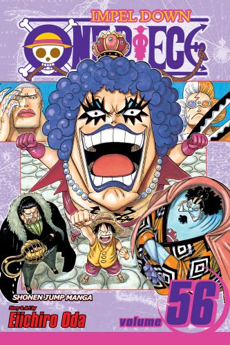 ONE PIECE ワンピース コミック56巻 (英語版)