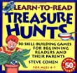 Learn-to-Read Treasure Hunts: 50 Skill-Building Games for Beginning Readers and Their Parents